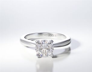 SOLITAIRE RING ENG082